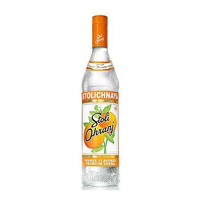 Stoli Ohranj Vodka