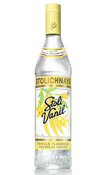 Stoli Vanil Vodka