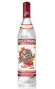 Stoli White Pomegranik Vodka