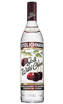 Stoli Wild Cherri Vodka