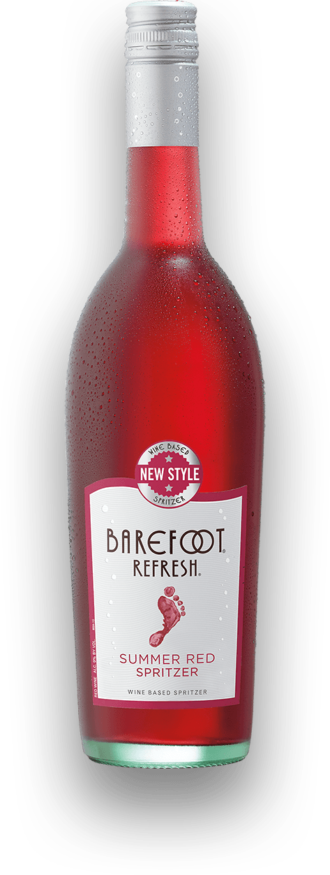 Barefoot Refresh Summer Red Spritzer