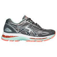 Women's Asics Gel-Nimbus 19 Running Shoe, Size 8 M - Grey