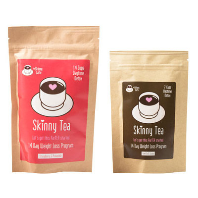The Skinny Caffe Skinny Tea 14 Day Weight Loss Programme
