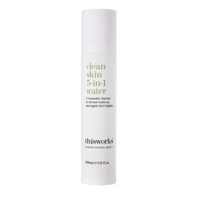 This Works Clean Skin 5 In 1 Water - Clean Skin 5 In 1 Water