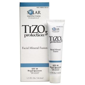 TIZO3 Tinted Facial Mineral Sunscreen SPF 40