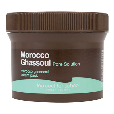 Too Cool For School Morocco Ghassoul Cream Pack