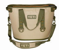 YETI Hopper 30 DryHide Shell Portable Drink Cooler - Gray