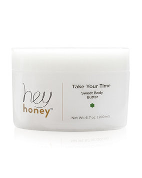 Hey Honey Take Your Time Sweet Body Butter, 4 oz
