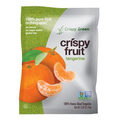 Crispy Green Crispy Fruit 100% Freeze Dried Tangerine
