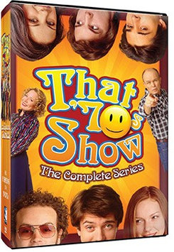 Mill Creek Entertainment That 70s Show-complete Series [dvd/24 Disc]