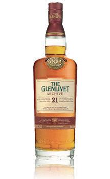 The Glenlivet 21 Year Old Single Malt