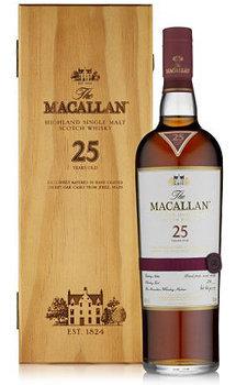 The Macallan Sherry Oak 25 Year Old Single Malt
