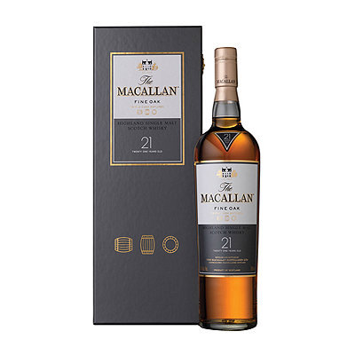 The Macallan 21 Year Old Single Malt
