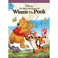 The Many Adventures of Winnie the Pooh DVD