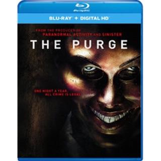 The Purge (Blu-ray + Digital HD) (Widescreen)