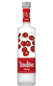 Three Olives Cherry Vodka
