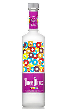 Three Olives Loopy Vodka