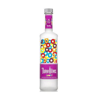 Three Olives Loopy Vodka