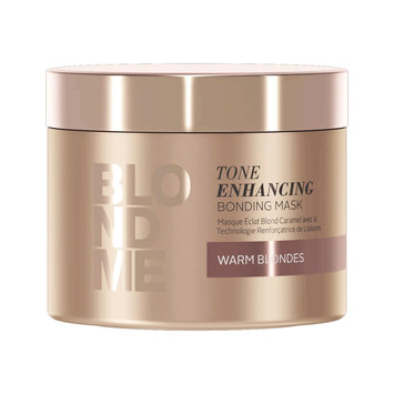Schwarzkopf Blondme Tone Enhancing Bonding Mask - Warm Blonde 6.7oz