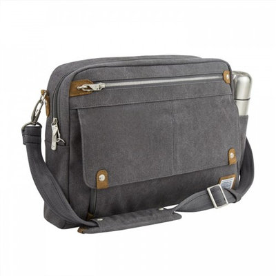 Travelon Bags Anti-Theft Heritage Messenger Bag