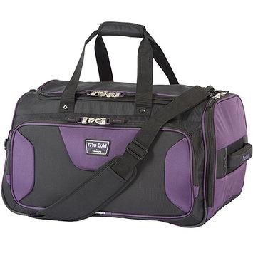 Travelpro Luggage Travelpro T-Pro Bold 2.0 Soft Duffel - Purple