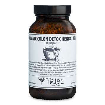 Tribe Skincare Organic Colon Detox Herbal Tea