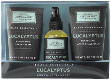 Caswell-Massey Men's Gift Set - Eucalyptus