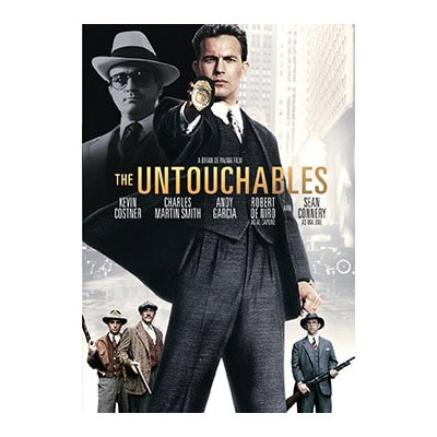 Untouchables, The Dvd from Warner Bros.