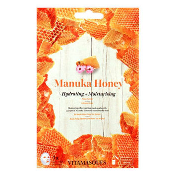 VITAMASQUES Manuka Honey Hydrating and Moisturising Face Mask