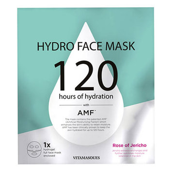 VITAMASQUES Hydro Face Mask - Rose of Jericho