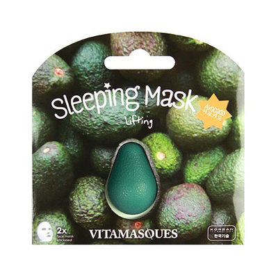 VITAMASQUES Avocado Sleep In Mask