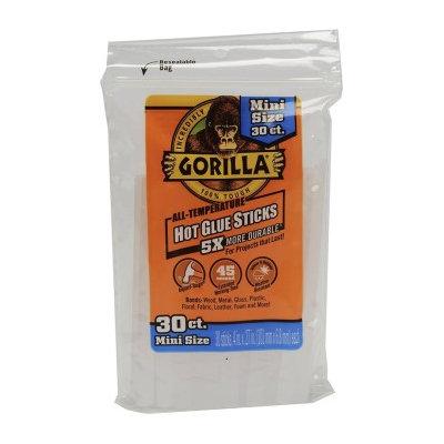 Gorilla Hot Glue Gun Sticks, 4