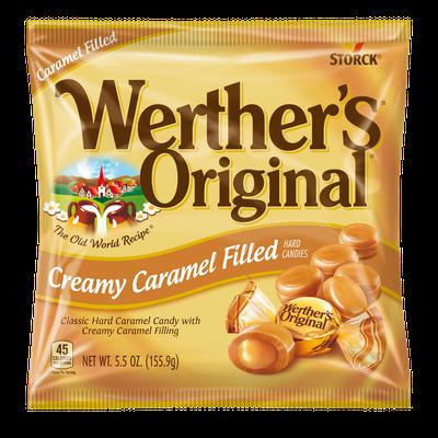 Werther's® Original®  Creamy Caramel Filled Hard Candies