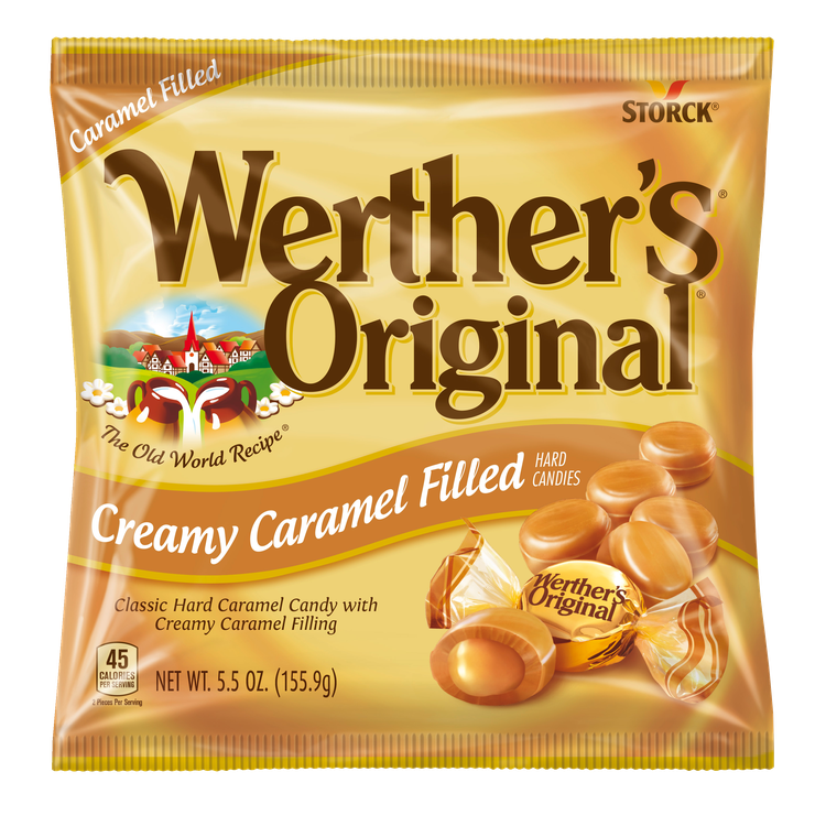 werther 39 s original creamy caramel filled hard candies reviews. Black Bedroom Furniture Sets. Home Design Ideas