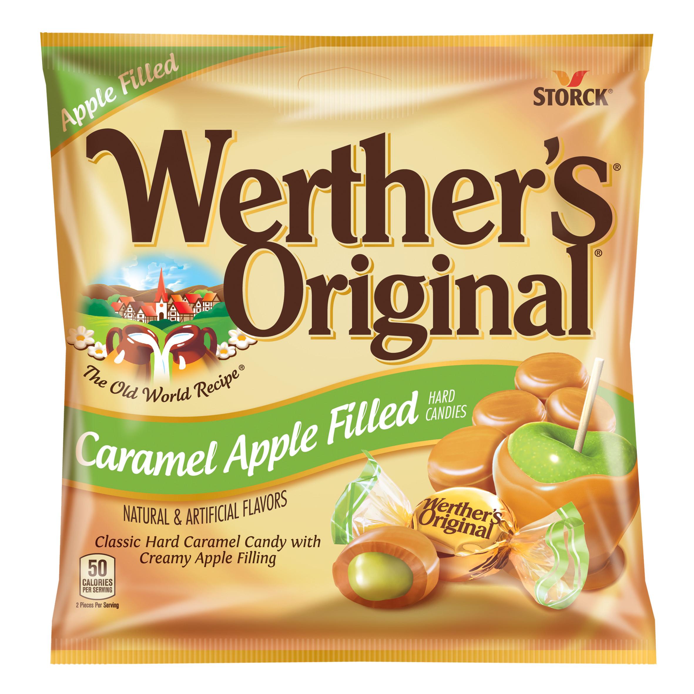 Werther's® Original® Caramel Apple Filled Hard Candies
