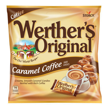 Werther's® Original® Caramel Coffee Hard Candies