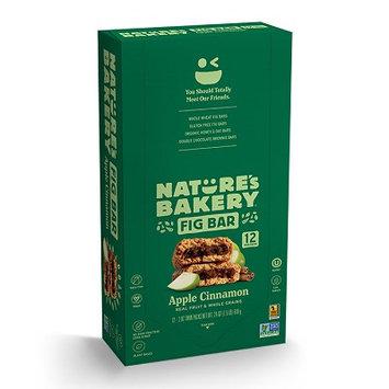 Nature's Bakery Fig Bar Whole Wheat Apple Cinnamon - 12 CT