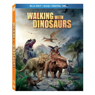 Walking With Dinosaurs (blu-ray Disc) (2 Disc)