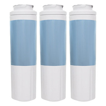 Electrolux Aqua Fresh Replacement Water Filter for Whirlpool GI6FDRXXY07 / GI6FDRXXY09 Refrigerator Models 3pk