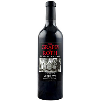 Wa Lffer Estate The Grapes of Roth Merlot 2008
