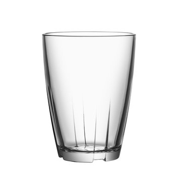 Kosta Boda Stackable Glass Tumbler (Set of 8)Clear - Large