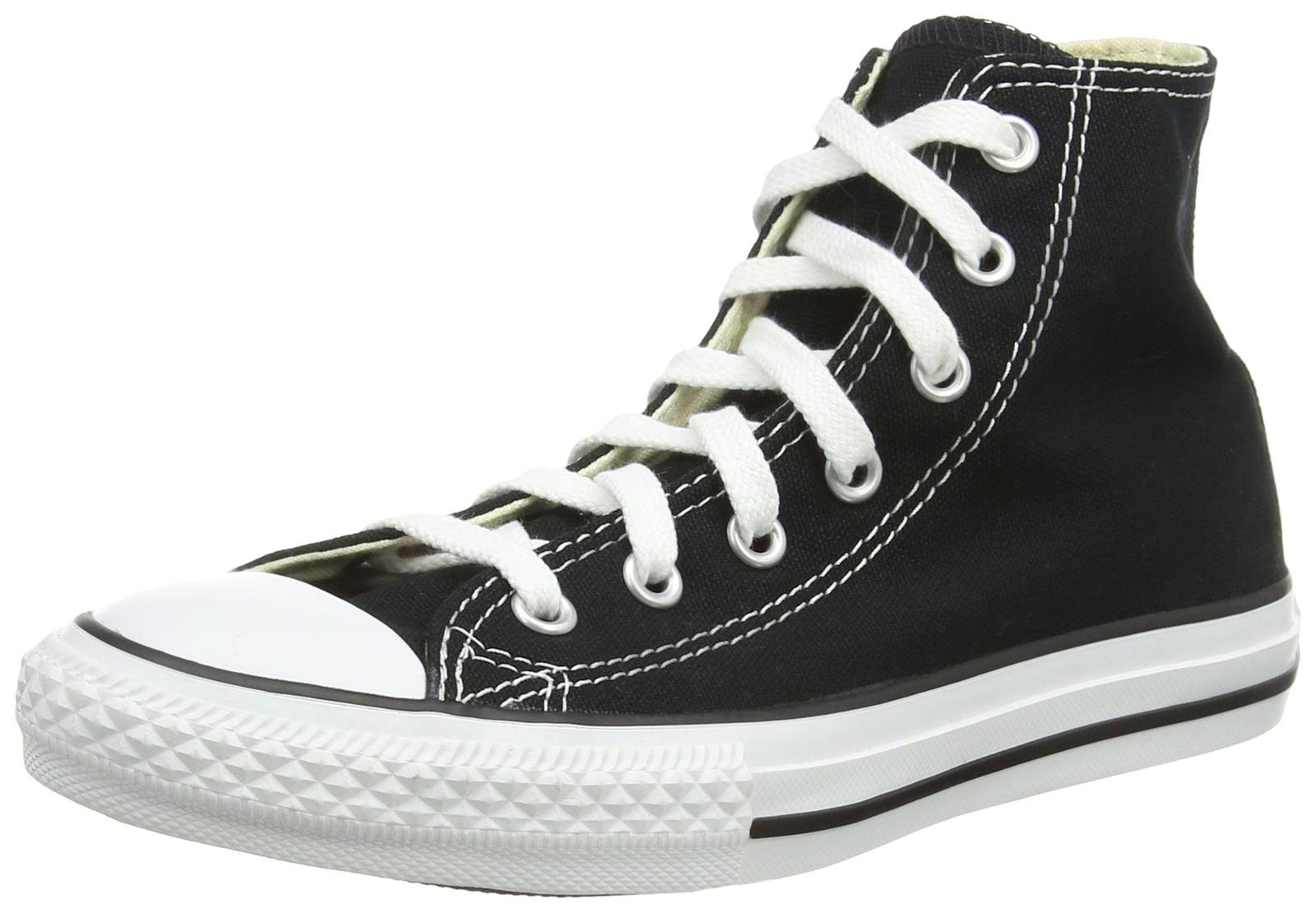 Converse Chuck Taylor All Star Hi Shoe - Toddlers' Black, 6.0