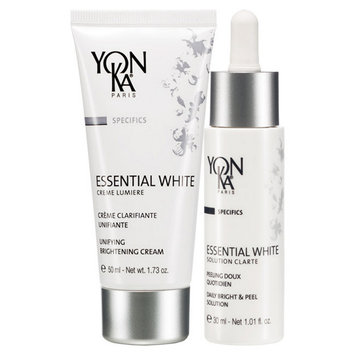 Yon-Ka ESSENTIAL WHITE PERFECT TONE BRIGHTENING DUO (set)