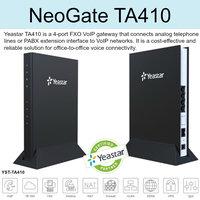 Yeastar YST-TA410 NeoGate 4FXO Port Gateway