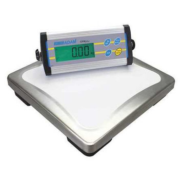 Adam Equipment CPWplus Bench Scale, 75kg Capacity, 20g ReadabilityCPWplus-75