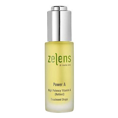 Zelens Power A High Potency Vitamin A Retinol Treatment Drops