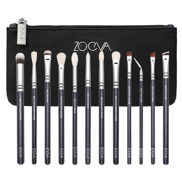 ZOEVA Complete Eye Brush Set
