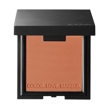 ZOEVA Luxe Color Blush - Burning Up