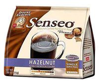 Senseo Coffee, 16 ct Pods, 4 pk, Vienna Hazelnut Waltz