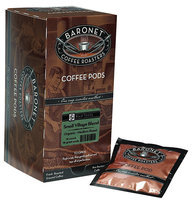 Baronet Coffee Pods Fair Trade, Small Village Blend Organic, 18 ct, 3 pk